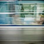 #34 Through the train