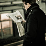 #44 Reading the news