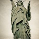 #132 Liberty statue in NYNY