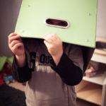 #324 Peek-a-box