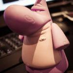 #336 Pink thing