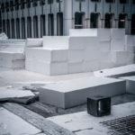 #475 Cubes en mousse