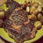 #494 Steak de mec