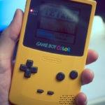 #714 Gameboy Color