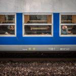 #762 Tranche de train