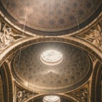#1213 Plafond de Madeleine