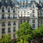 #1266 Vue parisienne