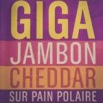 #1336 GIGA JAMBON