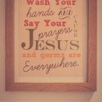#1509 Jesus & Germs