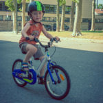 #2034 Nouveau vélo