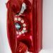 #2346 Téléphone rouge