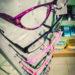 #2545 Colonne de lunettes