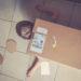 #2598 Môme en carton