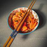#2652 Kimchi dramatique