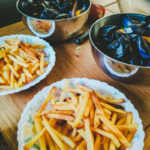 #2807 Moules frites